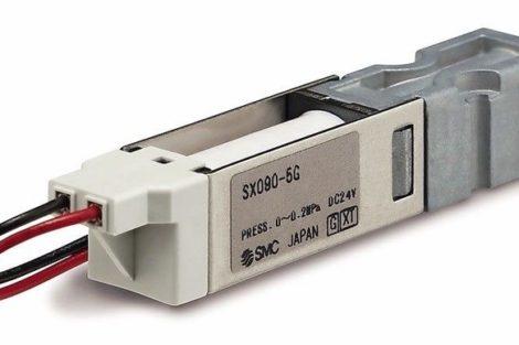 Magnetventil in kompaktem Design