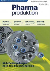 Pharmaproduktion ist das technische Fachmagazin für die Pharmaindustrie