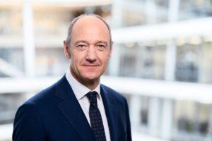Roland Busch, stellvertetender CEO, Siemens AG